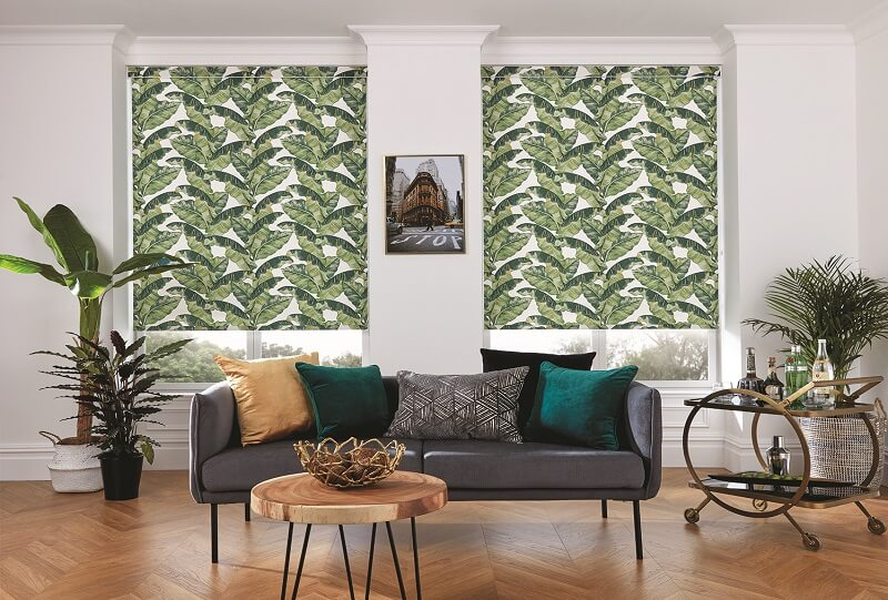 LL_2019_Roller_Palm_Leaf-Drapes By Design