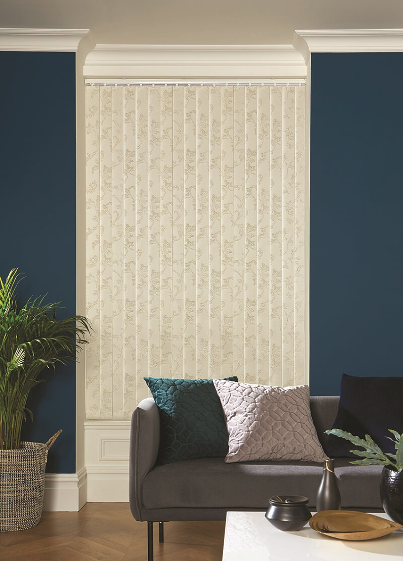 LL_2019_Vertical Blinds_Crystal_Champagne-Drapes By Design