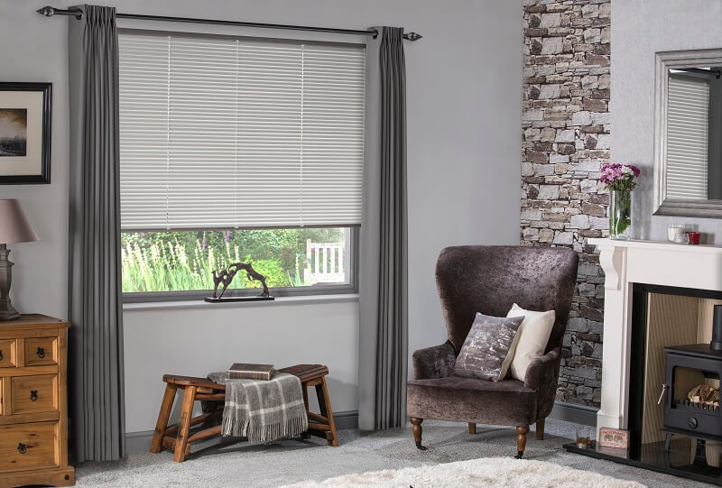 Venetian Blind Range-Linen-Drapes By Design