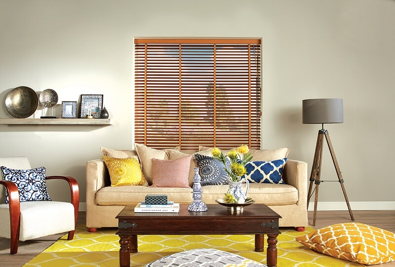 Wooden Blinds Range