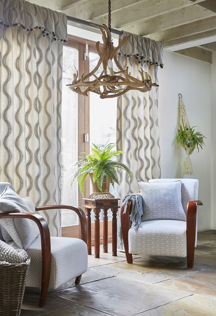 Curtain Pelmets Dartford-CANTERBURY-Drapes By Design