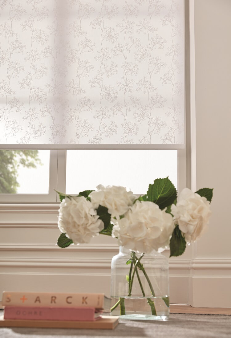 Luxury Roller Blinds Dartford-Roller_Ayana_White-Drapes By Design